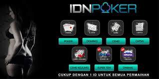 Jenis Permainan Yang Terdapat DI Situs IDN Poker Online Terpercaya